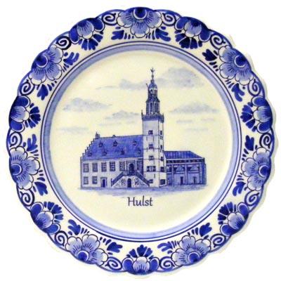 wandbord 26 blauw wipschutters Hulst 400x400